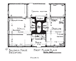 new england saltbox house fig first floor plan typical new england saltbox home building