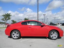 Nissan Altima Coupe Red Interior Nissan Altima 2012 Red Image 66