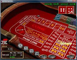 Craps Table Odds Online Craps Games Online Casino Game