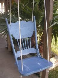 Patio Chair Swing Best 25 Wooden Swing Chair Ideas On Pinterest Patio Swing