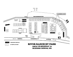 Ruidoso New Mexico Map by Maps River Ranch Rv Park Great Rv Park In Ruidoso New Mexico