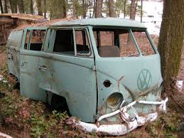 old rusty volkswagen 20 lost u0026 forgotten cars of the world jezzbean