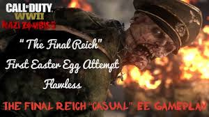 casual easter ww2 zombies the reich flawless casual easter egg