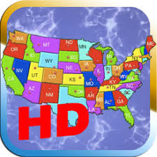 map us hd advanced puzzle map of usa hd on the app store