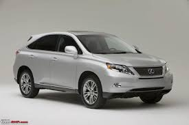 lexus rx hybrid forum 2010 lexus rx 350 and 450h brochure images leaked all new