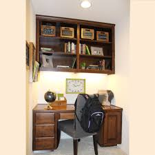 Kids Built In Desk by Office 004 Burrows Cabinets Central Texas Builder Direct