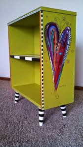 Refinishing Coffee Table Ideas by Top 25 Best Funky Painted Furniture Ideas On Pinterest Funky