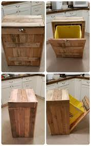 kitchen trash can ideas fabulous kitchen trash can ideas for house design inspiration with