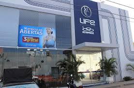 Super Foi inaugurada em Barreiras a Life Academia By Olympikus   Jornal  #FF03