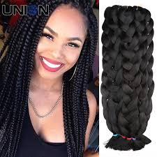 pictures if braids with yaki hair extra long braiding hair synthetic hair for braiding black color