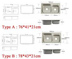 Sink Size Kitchen Kitchen Appliances India Ravishing Kitchen Sink Dimensions