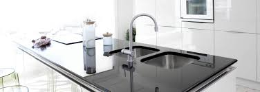 Advanced Kitchen Design by Advanced Glass Designs Counter Sink Tops Beautiful Home Design