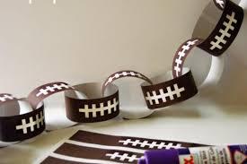 Super Bowl Decorating Ideas Kids Super Bowl Party