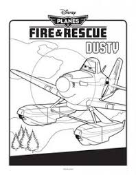 disney u0027s planes fire u0026 rescue coloring pages punch needle