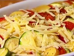 Italian Bread Salad Recipe Ina Garten Vegetable Tian Recipe Ina Garten Food Network