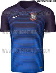 Common Site vaza nova terceira camisa do Corinthians &RR55