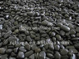 Rock For Landscaping by Black Polished Beach Rock For Landscaping And Home Buy Black