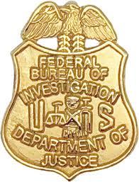 federal bureau of justice federal bureau of investigation badge lapel pin chicago cop shop