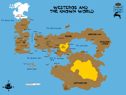 7 Kingdoms Map This Map Shows The Real World Equivalents Of The Seven Kingdoms