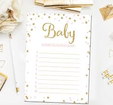 baby name suggestions baby shower baby shower