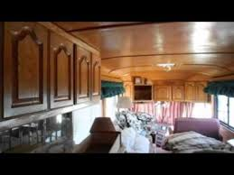 Silver Eagle Model  Bus Conversion In Adelanto CA YouTube - Silver eagle furniture