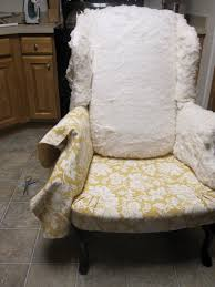 how to reupholster a wingback armchair fresh furniture elegant