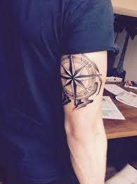 tricep tattoo pinterest compass rose tricep tattoos pinterest tattoo tatoo and tattos