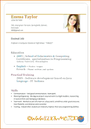 Resume Doc Templates Doc Microsoft Word Resume Template Academic Resume Template