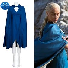 Game Thrones Halloween Costumes Daenerys Buy Wholesale Daenerys Targaryen Halloween Costume