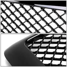 Dodge Ram Truck Grills - 01 dodge ram truck abs plastic mesh front upper grille black