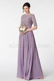 aliexpress com buy 2017 long modest bridesmaid dresses with half