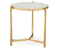 table heavenly gold side table tables end small mirrored acc small