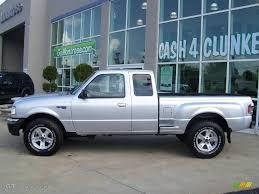 2004 ford ranger xlt 2004 silver metallic ford ranger xlt supercab 4x4 16022989