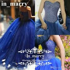 luxury royal blue ball gown quinceanera dresses 2017 crystal