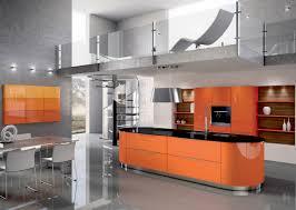 cuisine orange et noir cuisines stormer la qualité et le design allemand chez atre et loisirs