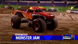 monster truck shows in indiana monster jam rolls into indy fox59