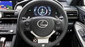 lexus steering wheel lexus rc 350 f sport australian review gizmodo australia