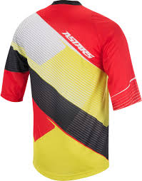 best jackets for bikers alpinestars depth 3 4 jersey shirts bike red yellow black