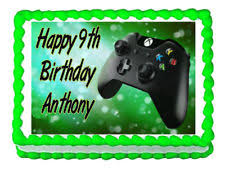 xbox cake topper xbox controller in decorations cake toppers ebay