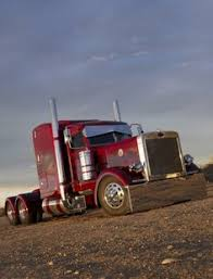peterbilt custom 379 truck love the paint scheme on this one