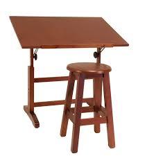 Artist Drafting Table Amazon Com Studio Designs 13257 Creative Table And Stool Set
