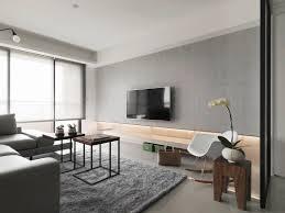 132 square meters of nordic tv wall interior design