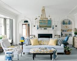 blue and white family room house beautiful pinterest pin by latifa foda on home decor pinterest
