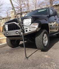 jeep prerunner lost jeeps u2022 view topic sierra front bumper jeep liberty kk 08 12