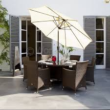 Metal Garden Table And Chairs Uk 4 Seater Garden Furniture Set Zandalus Net
