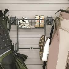 Garage Golf Bag Organizer - sports equipment storage u0026 holders
