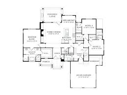 square floor plans for homes craftsman floor plans craftsman house plan timbered three bedroom