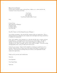 7 easy cover letter childcare resume