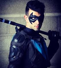 Nightwing Halloween Costume Dc Comic Cosplay Nightwing Cosplay Costume Version 05 Regime
