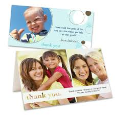 personalized thank you cards personalized thank you cards winkflash